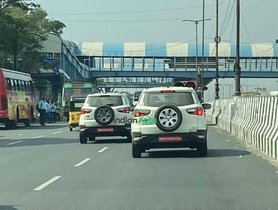 Ford EcoSport Spotted on Test Sans Camouflage, Hints of New Turbo-petrol Engine