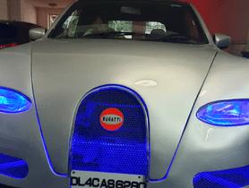 Modified Maruti Celerio Tries to Replicate Bugatti Veyron & Fails Miserably