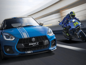 New Suzuki Swift Sport Hybrid World Champion Edition Launched