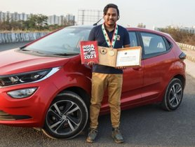 Tata Altroz Enters India Book of Records for Interesting Reason - CHECK HERE