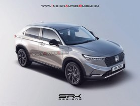 New Honda HR-V Looks DOPE In This Rendering, Official Unveiling TODAY!