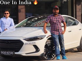 Hyundai Elantra With Rs 7 Lakh Worth of Modifications is For Sale at Verna's Price