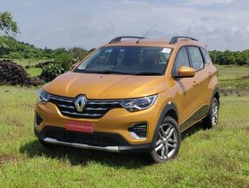 Renault Triber More Popular Than Kwid and Duster Put Together