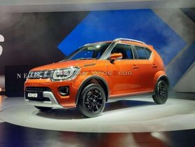 Facelift Helps Maruti Ignis Double Its Sales