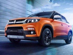 Maruti Vitara Brezza Petrol To Launch This August