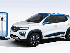 Renault Kwid EV To Be Revealed On April 16