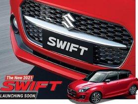 2021 Maruti Swift Facelift vs Pre-facelift – What's New?