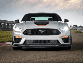 Ford Mustang Removed from Company's Official Website