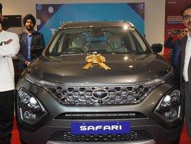 Punjabi Celeb Parmish Verma Gets All-new Tata Safari