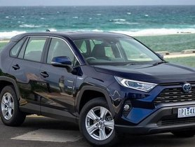 Six Expected Toyota SUVs and MPVs for India