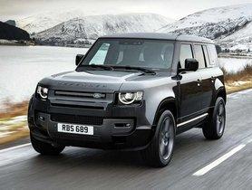 Land Rover Defender V8 Unveiled - Full Details