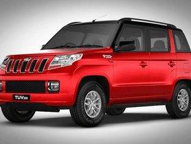 Mahindra Offers Massive Discounts On KUV100, Scorpio, XUV500 and Marazzo