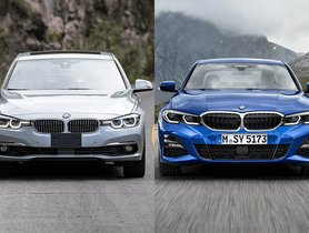New-gen BMW 3 Series Spied On Indian Roads, Ready To Launch This Year