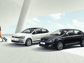 Volkswagen Ameo, Polo, Vento Black & White Special Edition To Launch In India