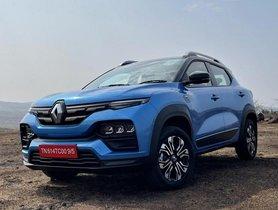 2021 Renault Kiger Images Gallery