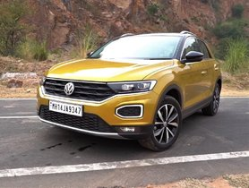 Volkswagen T-Roc Re-enters Indian Market, Now Priced at Rs. 21.35 lakh