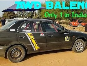 This Is The Only All-Wheel-Drive Maruti Baleno In India