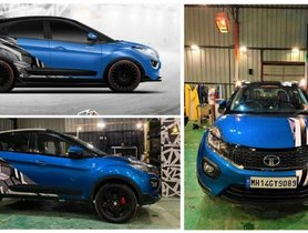 Here's Tata Nexon's Insane Transition from Rendering to Real Life Example