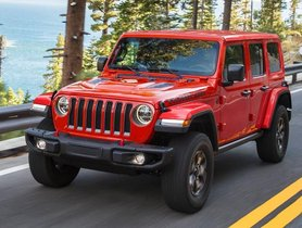 Locally Assembled 2021 Jeep Wrangler Launched, Prices Reduced by up to Rs. 10 Lakh