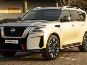 New 2020 Nissan Patrol Nismo Snapped Without Camouflage