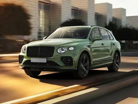 New Bentley Bentayga Facelift Launched at Rs 4.10 Crore