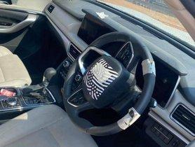 2021 Mahindra XUV500 Interior To Get Dual-screen Setup