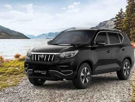 Mahindra Alturas G4 On Sale For Discounts Of Over Rs 3 Lakh