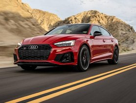 Audi S5 Sportback Launched In India At Rs 79.06 lakh