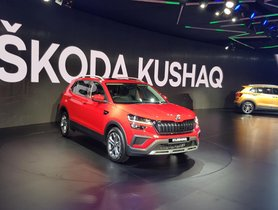 Upcoming Skoda Kushaq Will Get A Smaller Sunroof Compared To Rivals