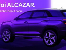 Hyundai Releases Official Sketches Of The Alcazar Ahead Of Its Launch