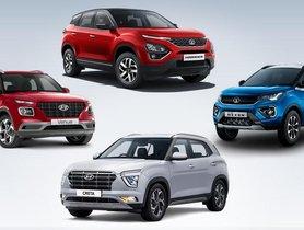 Best 5-seater SUVs in India in 2021 - Hyundai Creta to Renault Kiger