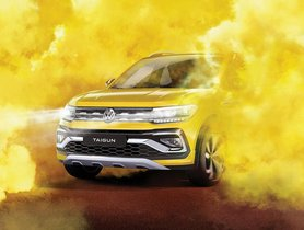 2021 Volkswagen Taigun To Be Unveiled On March 31