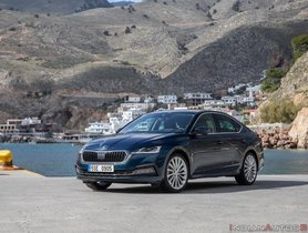Fourth-Generation Skoda Octavia India Launch Next Month