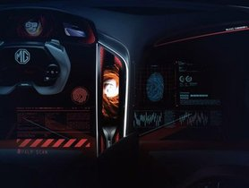 MG Cyberster's Digitalized Interior Revealed Before its Global Unveil
