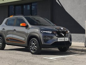 Dacia Spring EV, Renault Kwid's Electric Cousin Goes On Sale In Europe