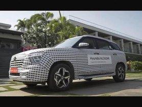 Upcoming Hyundai Alcazar Engine & Transmission Options Revealed