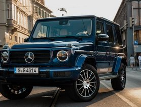 Mercedes-Benz Trademarks EQG Nameplate, Electric 4x4 Is Coming Soon