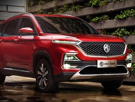 MG Hector's Indonesian Variant Gets ADAS Tech, India Launch Likely