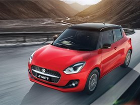 2021 Maruti Swift Facelift Available with Massive Discounts, Soon After Launch