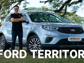 Ford Territory Philippines Review - VIDEO