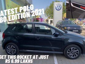 Volkswagen Polo Comfortline Turbo Edition Detailed Walkaround - VIDEO