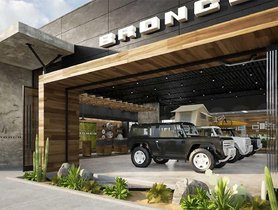 Ford Bronco and Family To Get Exclusive Showrooms