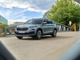 2021 Skoda Kodiaq Facelift Unveiled Globally, India Launch Soon