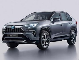 All About Toyota RAV4 - Upcoming Hybrid SUV in India