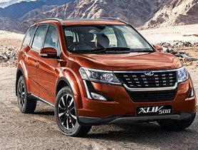 Mahindra XUV500 Posts Massive 6600% YoY Sales Growth