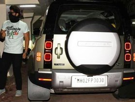 Bollywood Star Arjun Kapoor Adds New Land Rover Defender To Already Stacked Garage