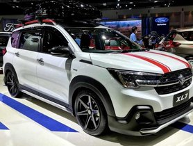 Tastefully Modified Suzuki XL7 (7-seater Maruti XL6) Can Move People in Style