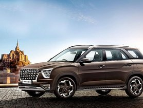 Intended Target Audience For Upcoming Hyundai Alcazar Revealed