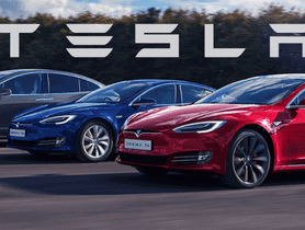 """Angry Tesla Owner Protests At Shanghai Motor Show By Saying, """"The brakes don't work."""""""