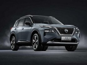 New-gen Nissan X-Trail Revealed at Shanghai Auto Show